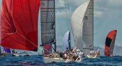 J/111 J-Boss sailing Les Voiles St Barths
