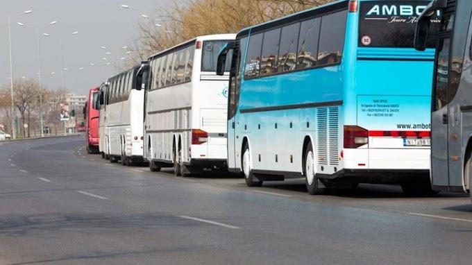 Έκταση οικονομική ενίσχυση των επιχειρήσεων με τουριστικά λεωφορεία - Τι προβλέπει ΚΥΑ