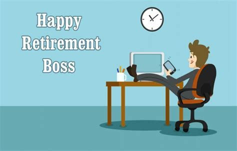 Retirement Wishes For Boss   Messages To Say Goodbye