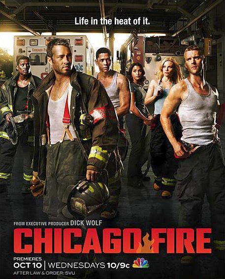 """Resultado de imagen para """"chicago fire poster"""""""