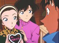 Detective Conan Sonoko Boyfriend