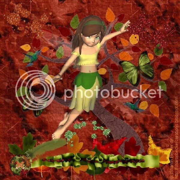 Fairies,Fantasy,Autumn,Children
