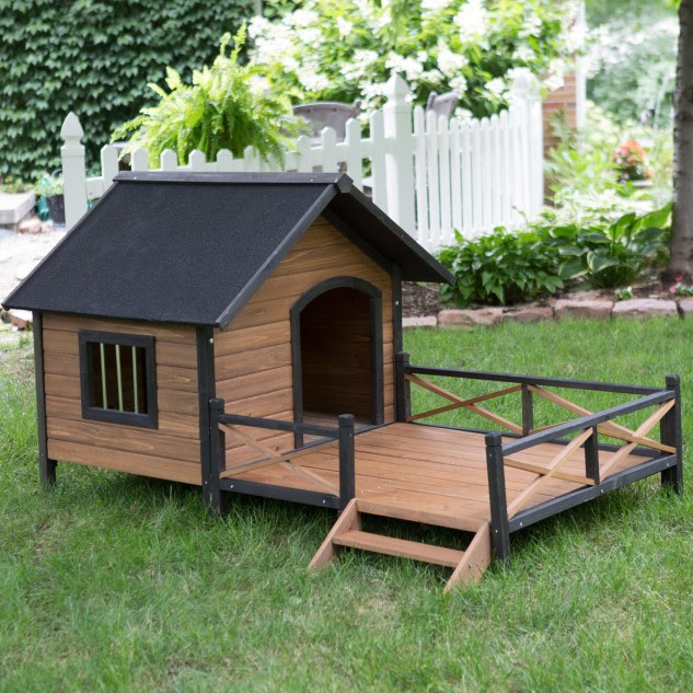 19 Totally Sweet And Fancy Dog Houses  Top Inspirations