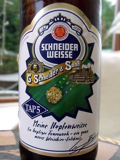 Schneider, Schneider Weisse Tap 5 Meine Hopfen-Weisse, Germany
