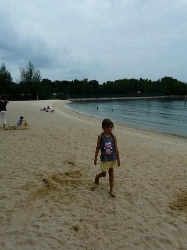 The Beach at Palawan