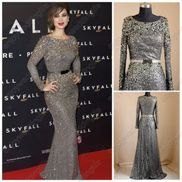 Celebrity evening dresses 2014