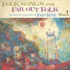 Fred Katz 'Folk Songs for Far Out Folks'