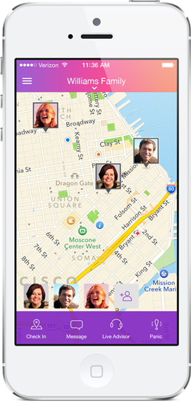Family Locator Life360 Life360 The New Family Circle