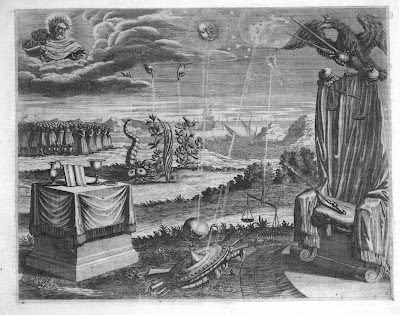 1654 Allegorie auf die Folgen des Friedens