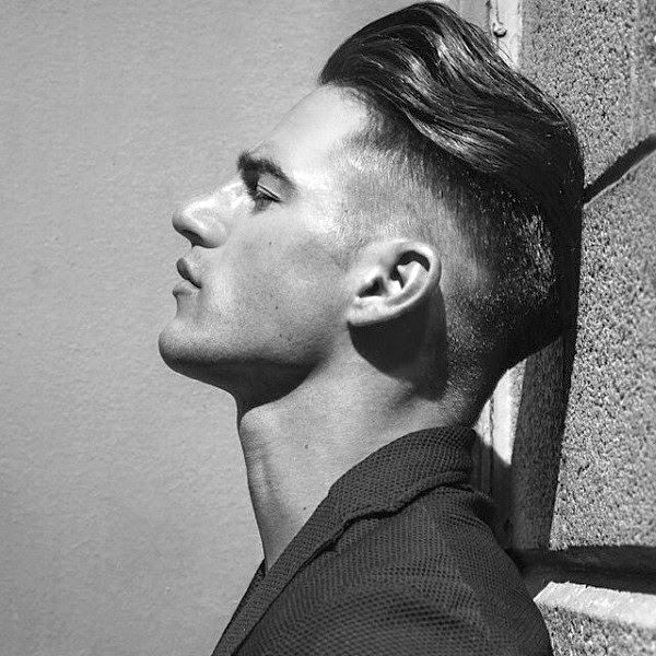 Undercut Lange Haare Herren Frisuren Manner