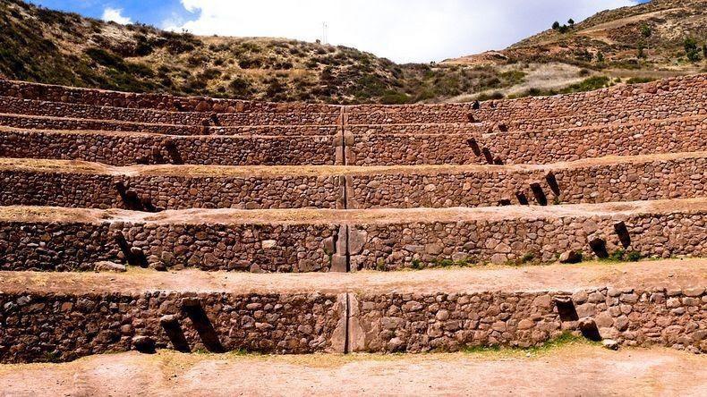 Terraces09 Мистические земледельческие террасы инков Морай