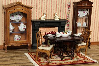 Dining Chair Kits Archives Dollhouse Needlepoint Kits