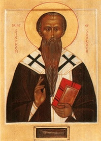 ST. STEPHEN, Archbishop of Sourozh, Russia
