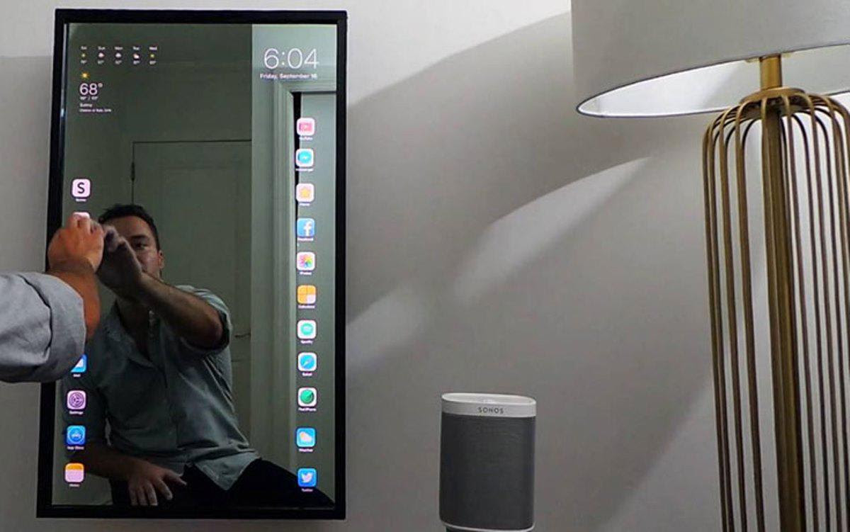 Αποτέλεσμα εικόνας για καθρέφτη iPhone