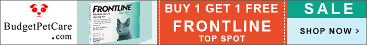 Avail 4 Free Doses of Frontline Top Spot + 5% Extra Off & Free Shipping