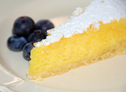 tarte limone e cocco