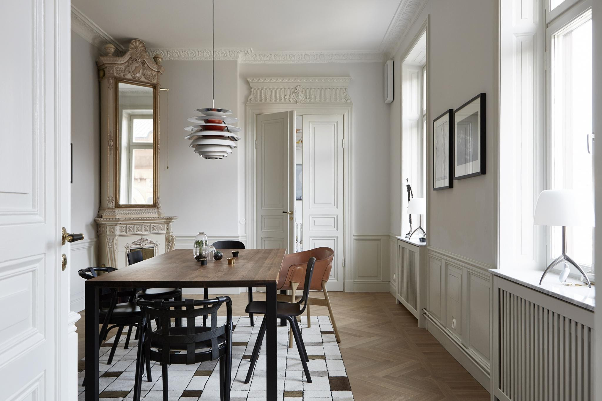 Turn Of The Century Home With Great Pieces Coco Lapine Designcoco