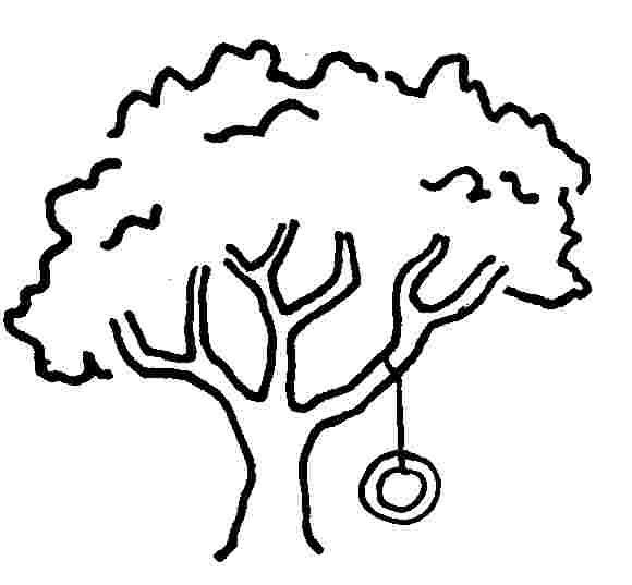 tree swing - customer