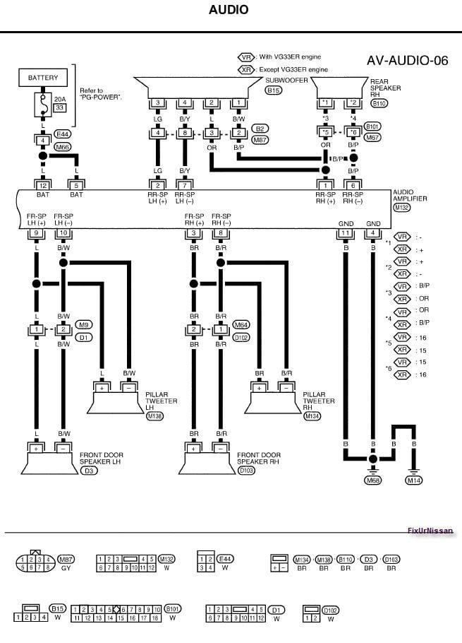 02 nissan frontier wiring diagram audio wiring diagram database nissan xterra stereo wiring diagram  nissan xterra stereo wiring diagram