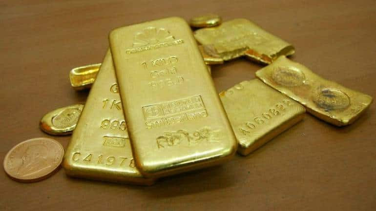 Gold Price Today: Yellow metal trades higher, may face resistance at Rs 47,300