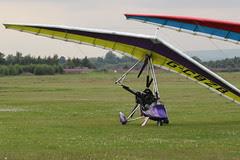 G-CBZB - 2002 build Mainair Sports Blade