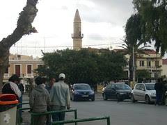 minaret in rethimno