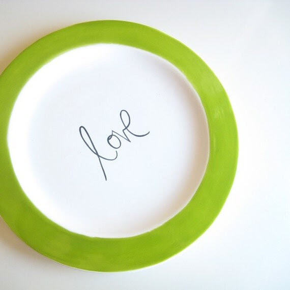 The Ellie Collection Small Plate