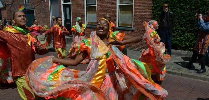 Compañía artística Danzar llega este sábado a Los Cristales