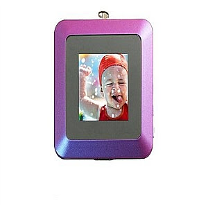 Ematic Edp162hp Digital Photo Frame Flash 8 Mb 15 Cherry