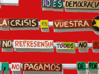 Los temas a tratar en el 'Ágora' serán: dueda, derechos y democracia.