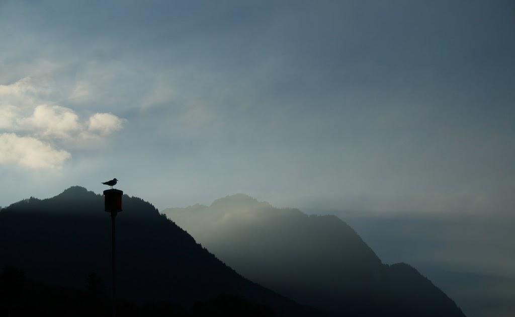 Cergipontin la sainte luce lumi re light - A quelle heure le soleil se couche t il ...