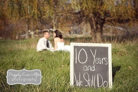 Having Your 10 Year Anniversary? Celebrate by Renewing