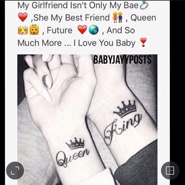 My Girlfriend Isnt Only My Bae She My Best Friend Queen Future