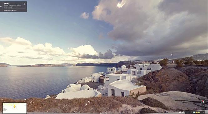 Η Ελλάδα μέσα από το Google Street View