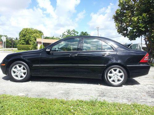 Buy used 2004 Mercedes-Benz C240 4Matic Sedan 4-Door 2.6L ...