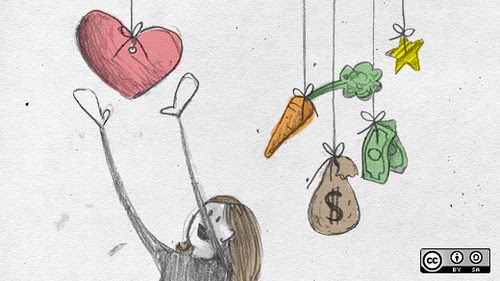 Why incentives don't work in education—or the business world