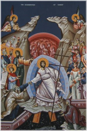 Icon of the Resurrection of Christ
