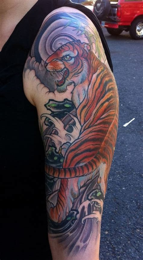 eye catching tiger tattoos  ultimate guide july