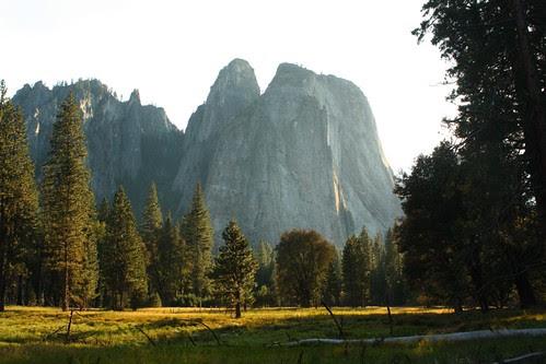Yosemite Valley evening
