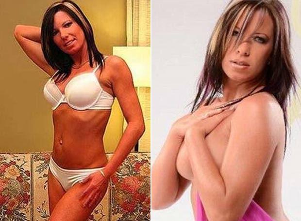 Em 2011, a canadense Julie Gagnon, conhecida pelo nome de Samantha Ardente, foi demitida de uma escola no Canadá depois que um aluno descobriu que ela trabalhava secretamente como atriz pornô. (Foto: Reprodução)