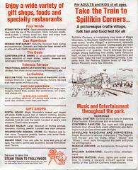 1978 Magic Mountain brochure