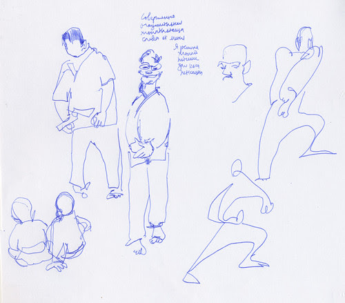 September 2013: My Life Drawing Class