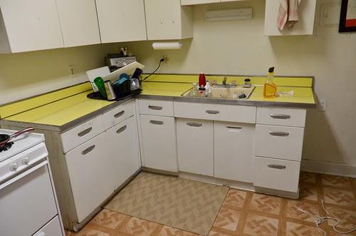 Before - Yellow Boomerang Counters