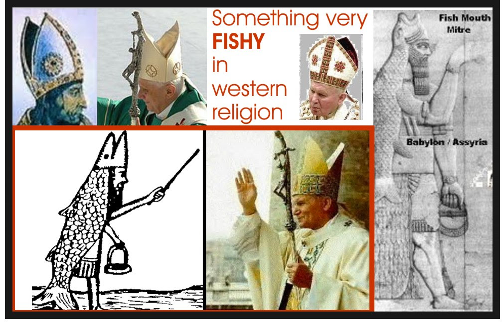 Ezekiel 37 Army : Baal Worship of Dagon the Fish God Lives on in ...