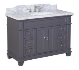Pottery Barn Cottage Vanity Knock Off