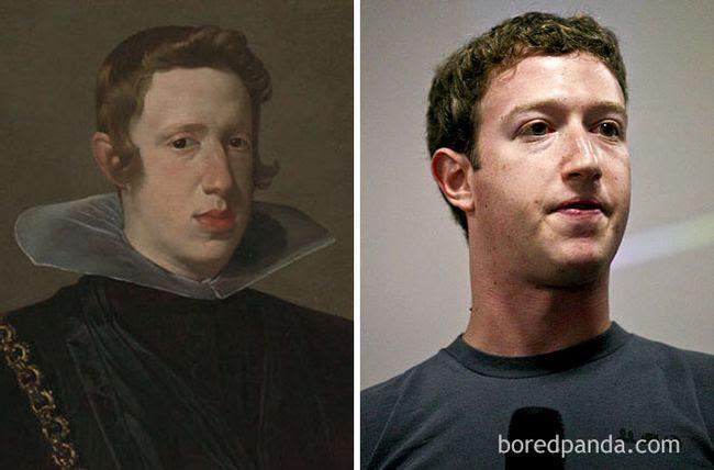 famosos parecidos personas del pasado (13)