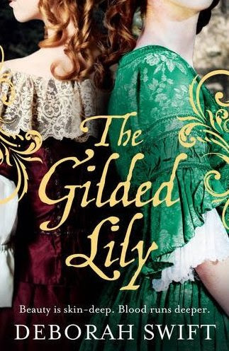 The Gilded Lily UK Cover