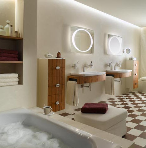 Modern Bathroom Furniture