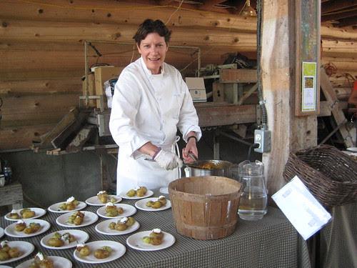 Pemberton Slow Food Cycle 2012