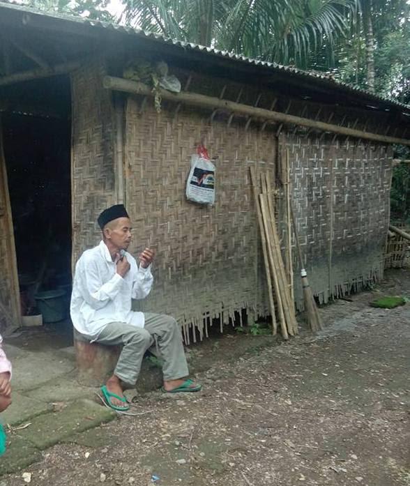 85 Gambar Rumah Gubuk Bambu Gratis Terbaik